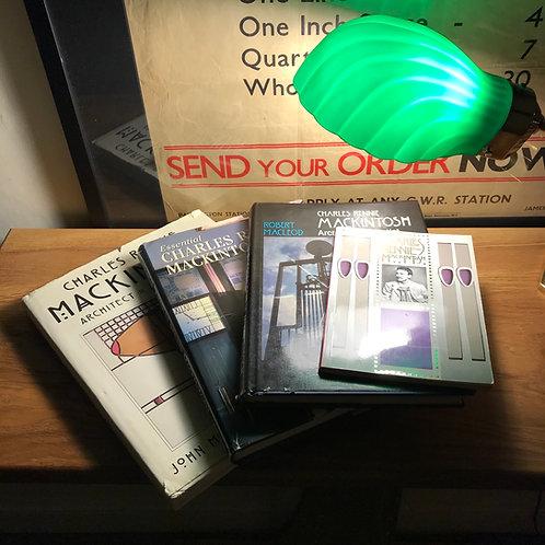 Charles Rennie Mackintosh Book Bundle x 4