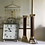 Thumbnail: Pair of large contemporary candlesticks.