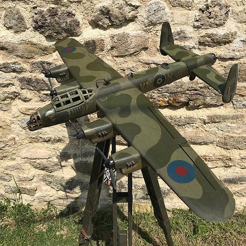 Scratch built WW2 Lancaster Bomber