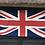 Thumbnail: Vintage 20thC stitched panel Union Flag (5710 (F7)