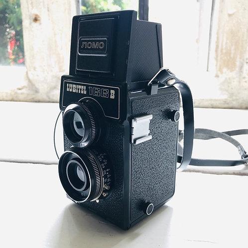 LOMO Lubitel 166 B Twin Lens Reflex Camera - 1980