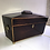 Thumbnail: 19th Century Mahogany Sarcophagus Tea Caddy