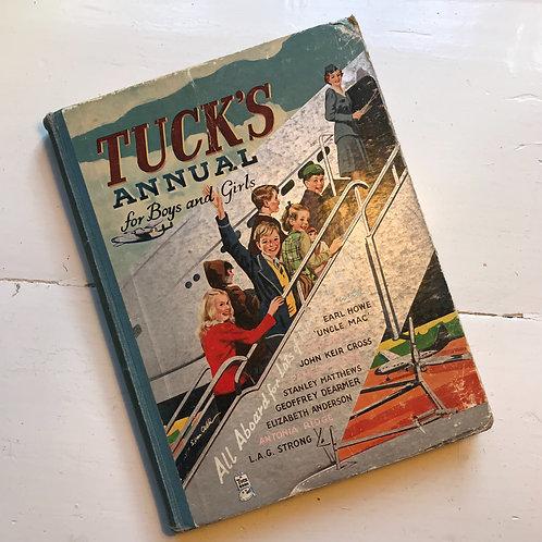 1949 Tuck's Annual for Boys & Girls