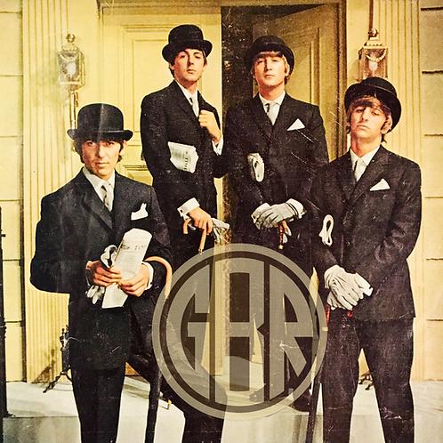 1964 Beatles Memorabilia - Saturday Evening Post Magazine