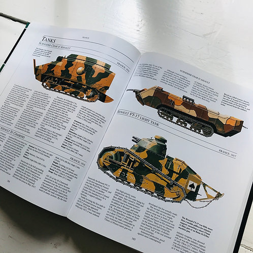 The Encyclopedia of Tanks & Armoured Fighting Vehicles