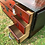 Thumbnail: Antique 5 Drawer single Tansu in original lacquer