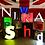 Thumbnail: Salvaged illuminated shop sign letter - h