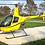 Thumbnail: Vintage Robinson R22 Helicopter Rotor Blade Trophy