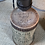 Thumbnail: Genuine Thomas Edison Record Case Lamp - Brown