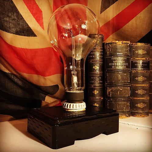 Large Format 1940s Medical Apparatus Bulb