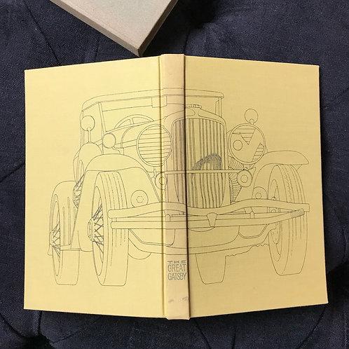 The Great Gatsby (1968 1st Folio Society hardback) including slip case