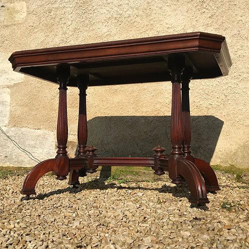 Antique Mahogany Centre Table