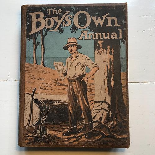 Boys Own Annual 1927/28