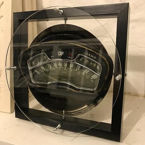 Mid 20th Century Austin Motor Company Speedometer