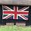 Thumbnail: Vintage large format stitched panel Union Flag (5709 (F6)