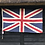 Thumbnail: Vintage stitched linen Union Flag (5703 (F4)