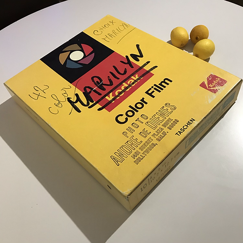 Marilyn (Andre de Dienes; Kodak) - Limited Edition Publication