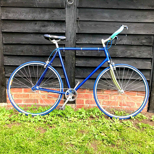Single Speed Conversion Vintage Sun Cycles of Nottingham Roadbike