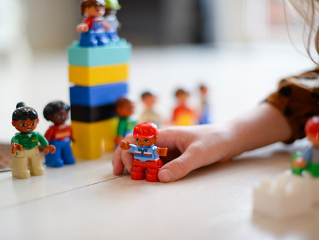 GENDERED PLAYTIME IS NOT JUST FUN AND GAMES