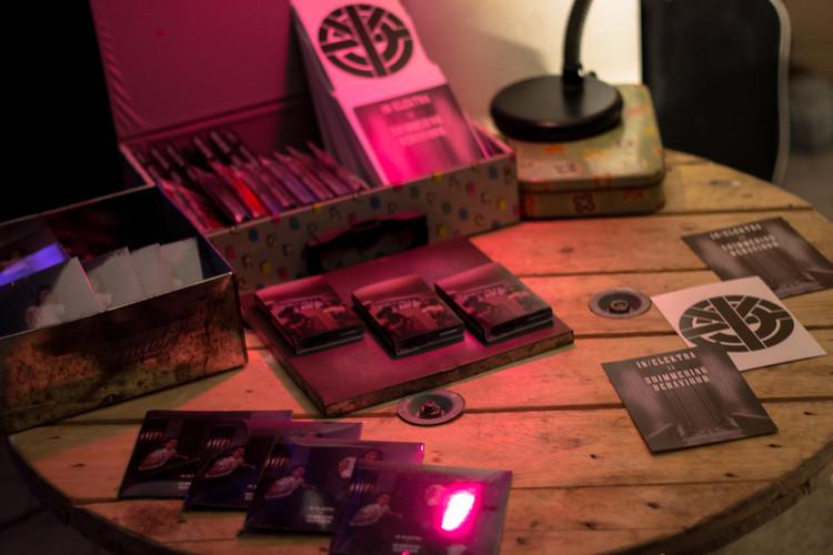 IN/ELEKTRA Tape + cd + postcard