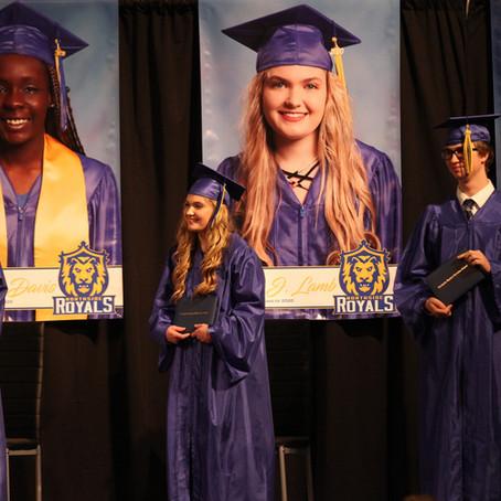 Congratulations to the NBCS 2019/2020 Graduates!