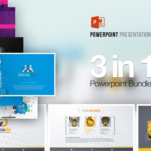 professional powerpoint template 1 99