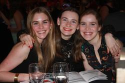 Caroline, Maddy, and Juliet
