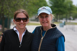 Natasha and Sheila