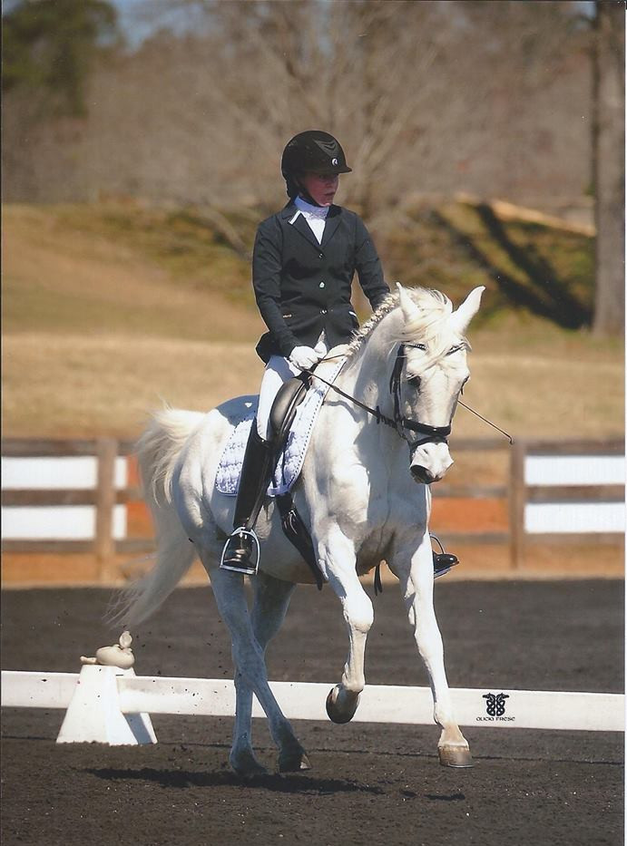 Schale's last competition at 23 years old with Caroline Garren