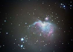 The Orion Galaxy