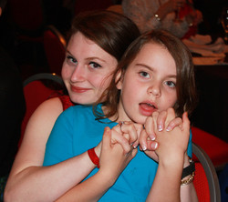 Claire and Ava