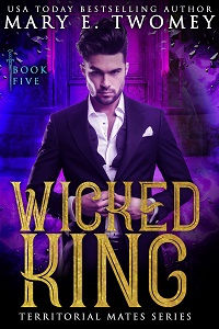 Territorials 5 - Wicked King Ebook Cover