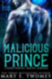 Territorials 3 - Malicious Prince ebook