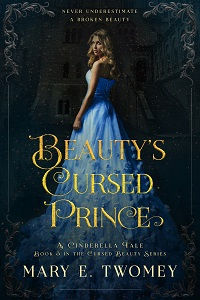Beauty's Cursed Prince Ebook Cover - 3.j