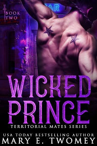 Territorials 2 - Wicked Prince ebook cov