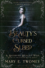 Beauty's Cursed Sleep Ebook Cover - 1.jp