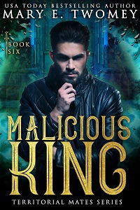Territorials 6 - Malicious King Ebook Co