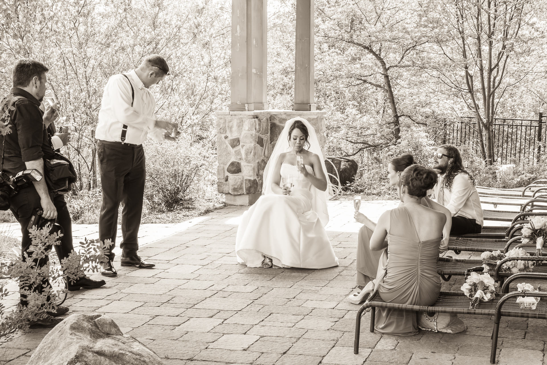 Wedding photography by Nat Lapointe