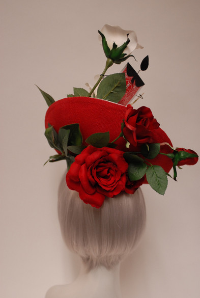 Back of Queen of Hearts