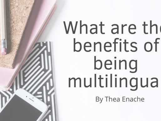 What are the benefits of being multilingual