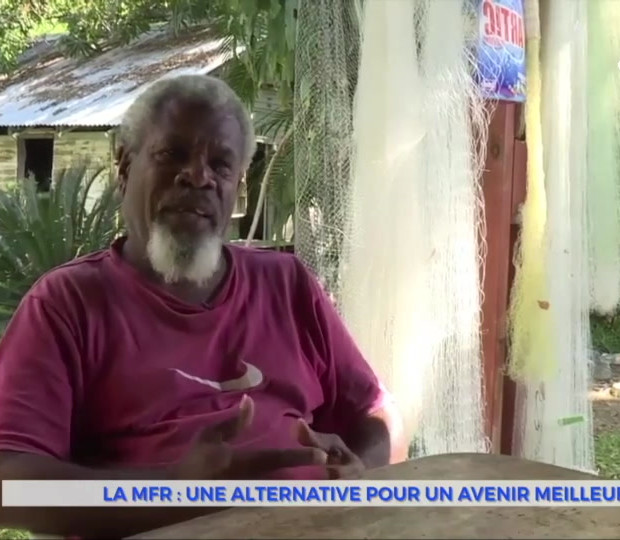Reportage Calédonia