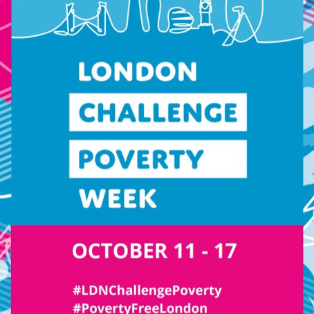 Be Enriched's Founder asks Londoners for support
