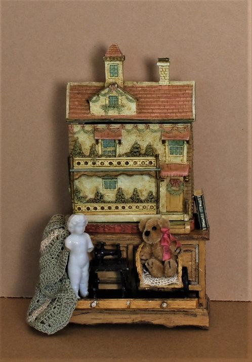 Attic Doll House