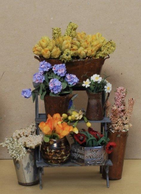 Flower Cart B
