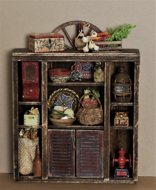 Culinary Cabinet
