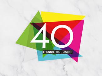 Identité visuelle 4O French Frangances