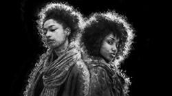 The Mystical Heroines B/W