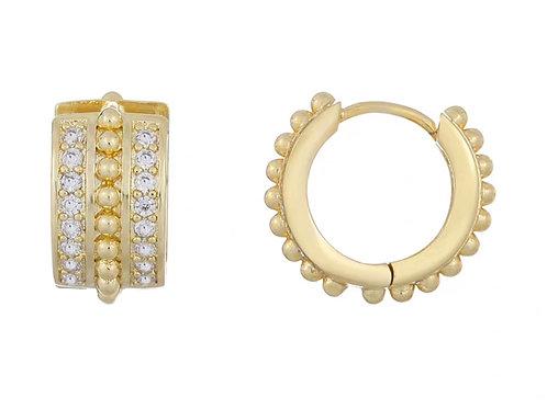 Beautiful Drop Earrings 008