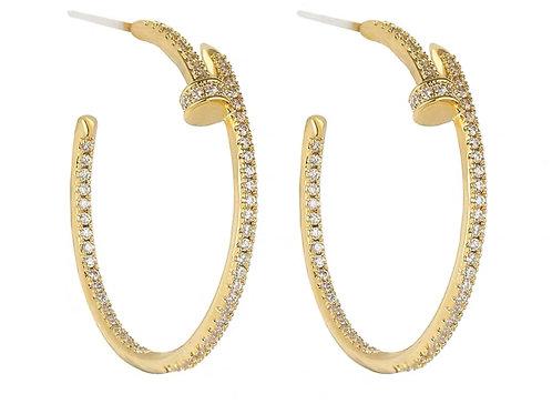 Beautiful Drop Earrings 005