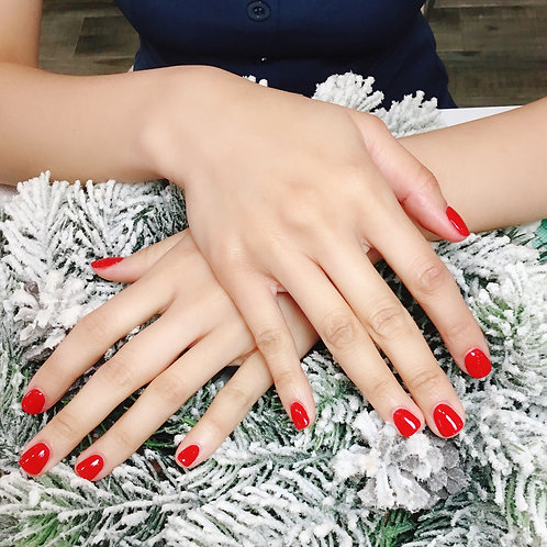 Shellac for Fingers